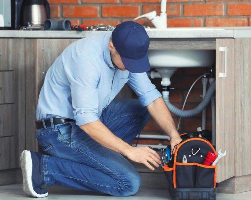 plumber technician